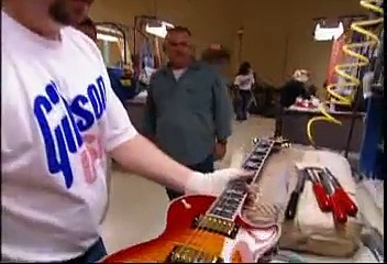 The Making Of Gibson Guitar