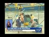 Santa Elena: tres pescadores desaparecieron en alta mar