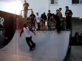 Chris Haslam Blunt 360 Flip Out