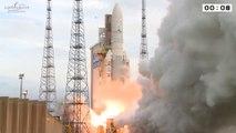 Ariane 5 launch (08/20/15)