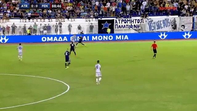 All Goals & Highlights - Atromitos 0-1 Fenerbahce - 20-08-2015
