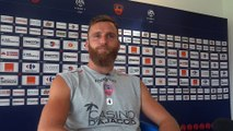 GFC AJACCIO - SCO ANGERS : avant-match avec Rodéric Filippi