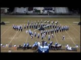 Chapin High School Marching Band Competition 2008