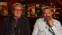 """IR Interview: Colm Meaney & Anson Mount For """"Hell On Wheels"""" [E-One/BD/S4]"""