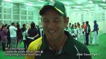 South AfricaTeam Captain @ Hong Kong Cricket Sixes 2012 - HD