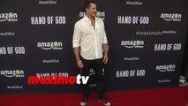 """Victor Webster """"Hand of God"""" Premiere Screening Red Carpet Arrivals"""