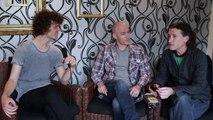 Umbilical Brothers - Edinburgh Fringe Jamiesface Interview - JokePit The Comedy Social Network