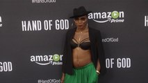 "Aisha Hinds ""Hand of God"" Premiere Screening Red Carpet Arrivals"