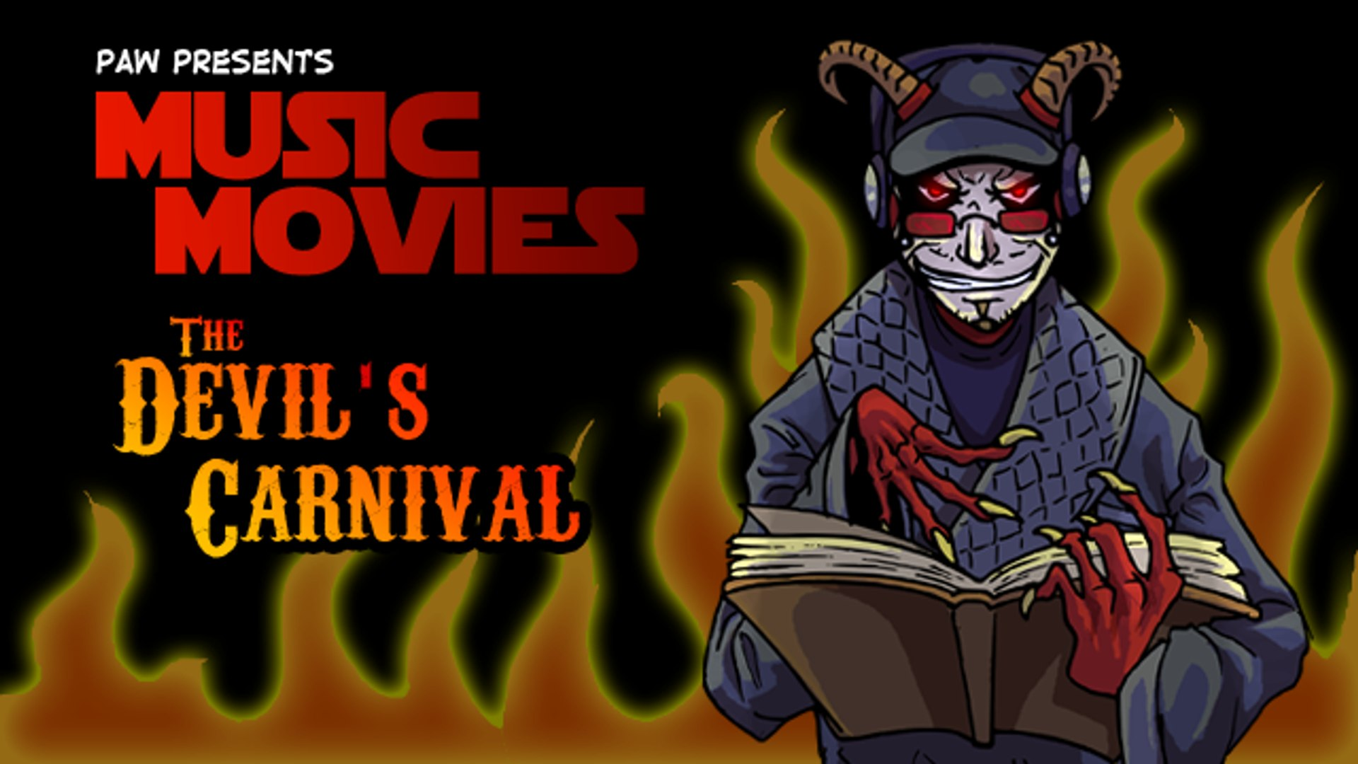 Music Movies - The Devil's Carnival