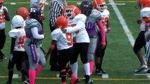Eastside Bengals vs. Eastside Raiders (C-Team) Game Highlights (10-5-2014)