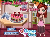 Cooking Games:  Cake Master: Fairy Cake - Play Barbie Game - Cooking Games for Girls
