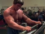 Pumping is like coming!! - arnold schwarzenegger - Pumping Iron.flv