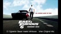 Fast & Furious 6: Syberian Beast meets Mr.Moore - Wien