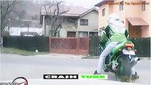 Motorcycle Crash Compilation Produced By Yamaha R1 2015 ★★★★★