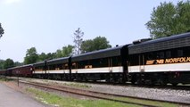 Norfolk Southern F-Unit OCS on the NS Buffalo Line