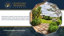 Vivid and Peaceful Surroundings from Centenary Memorial Gardens