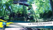 Trace du Hourra - Parc Asterix | On-Ride (ECam HD)