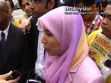 Nurul Izzah, three others questioned