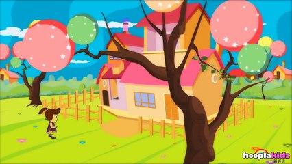 国语童谣 | A Tisket A Tasket | Nursery Rhymes in Mandarin by HooplaKidz Mandarine