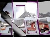 Sol de Medianoche en las Islas Lofoten - Noruega 2010