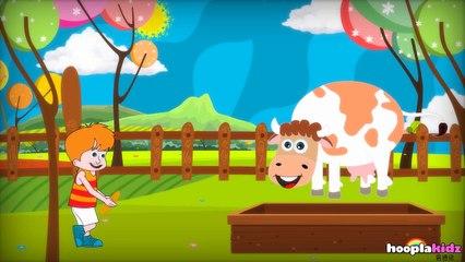 国语童谣 | Farmer In The Dell | Nursery Rhymes in Mandarin by HooplaKidz Mandarine