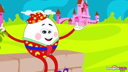 国语童谣 | Humpty Dumpty | Nursery Rhymes in Mandarin by HooplaKidz Mandarine