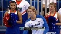 Florida v Michigan 2011 Volleyball NCAA Regional Semi-Finals Set 1