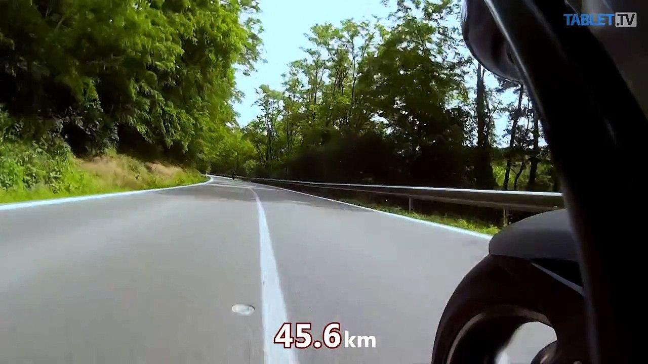 UNIKÁTNY VIDEOPROJEKT: Na motorke prechádzame slovenskú route 66, už sme vo Zvolene
