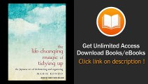 By Marie Kondo The Life-Changing Magic Of Tidying Up The Japanese Art Of Decluttering And Organizing [Audio CD] -  BOOK PDF