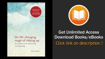 By Marie Kondo The Life-Changing Magic Of Tidying Up The Japanese Art Of Decluttering And Organizing [Hardcover] -  BOOK PDF