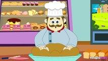 国语童谣   Pat A Cake   Nursery Rhymes in Mandarin by HooplaKidz Mandarin