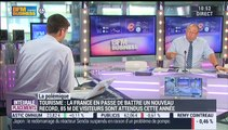 Emmanuel Lechypre: Fréquentation touristique: Comment expliquer la bonne performance de la France ?