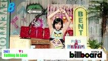 [Kpop] Crayon Pop Bar Bar Bar Billboard Korea K-POP Hot100 Top10  073113