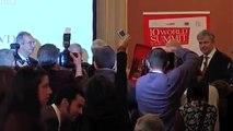 Annie Lennox receives Peace Summit Award 2009