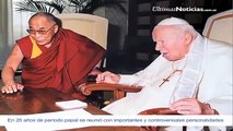 Así fueron las visitas de Juan Pablo II a Venezuela