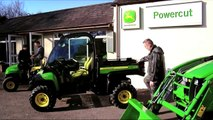 Powercut TV Advert 2013 - John Deere XUV Gator (Welsh / Cymraeg)