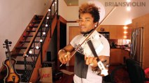Incredible Michael Jackson violin tribute