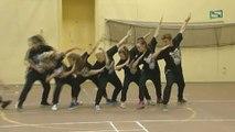 Temps Danses Urbaines aux championnats du monde à Glasgow