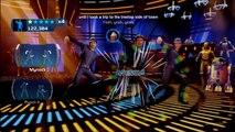 Han Solo / Lando Calrissian dancing gameplay - Kinect Star Wars