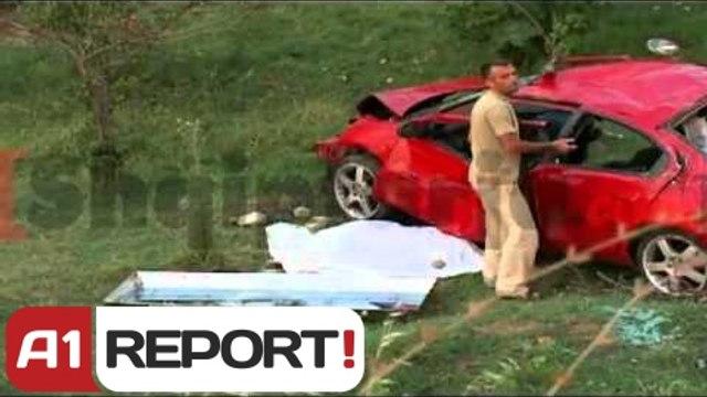Vijnë në Shqipëri për pushime vdes në aksident çifti kosovar