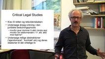 7.2b - Kritisk retsteori - Critical Legal Studies (CLS or The Crits)