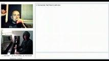 ChatRoulette - Improvisación de piano Nº1 -Español Castellano- (SUBTITULADO)