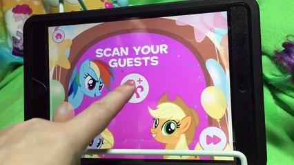 Newest Update My Little Pony Cutie Mark Magic Friendship Celebration App MLP Game Zapcodes Scan