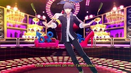 Persona 4 Dancing All Night : Yu Trailer FR de Persona 4 : Dancing All Night