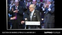 Jean-Marie Le Pen – FN et détail de l'histoire, retour sur 25 ans de dérapages et mensonges