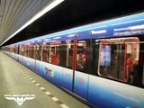 Pražské metro - nová celovozová reklama Citibank  na sv. M1  4107-4108