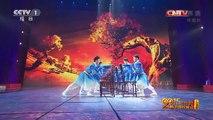 2015 Evening Festival Printemps de CCTV arts martiaux Interprètes «pittoresque» Olivia Wu Jing Xin Ranqian Sun Ying, etc.