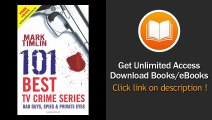101 Best TV Crime Series Bad Guys Spies and Private Eyes - BOOK PDF