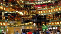 Carnival Magic Cruise Ship Tour and Pictures