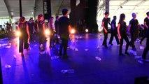 VIDEO. Stage Darc : ultimes répétitions avant le spectacle final